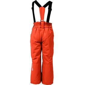 Color Kids Sanglo Pantalones Esquí Acolchados Niños, scarlet ibis